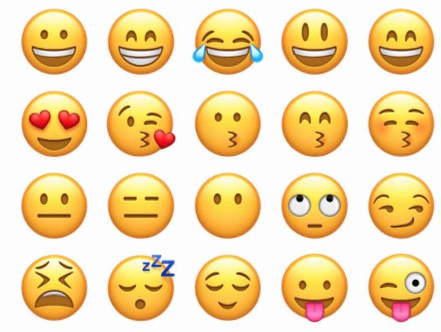 image about Large Printable Emojis titled Akash Trehan · Printing Emojis upon Terminal